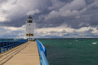 Charlevoix South Pier Light